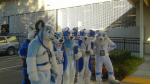 Fursuiters at RF