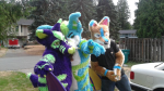 Fursuit House Party