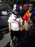 Me at Seattle Pride