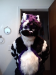 My V2 Fursuit