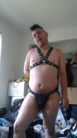 Harness and Jockstrap